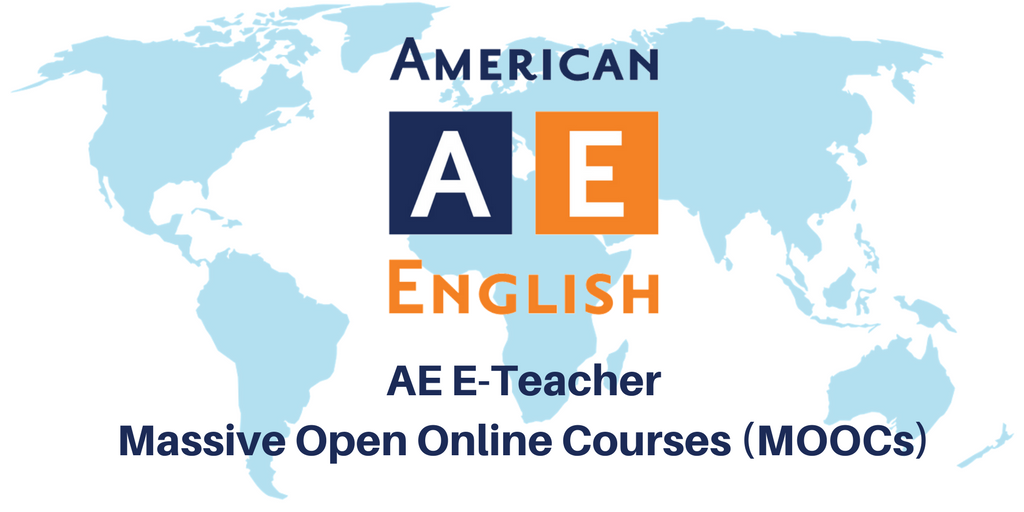american english e-teacher moocs | ae e-teacher